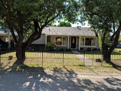 Colusa CA Single Family Home For Sale: $308,000