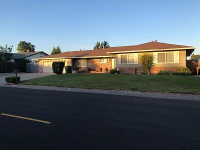 Yuba City Single Family Home Contingent: 582 Camino Cortez