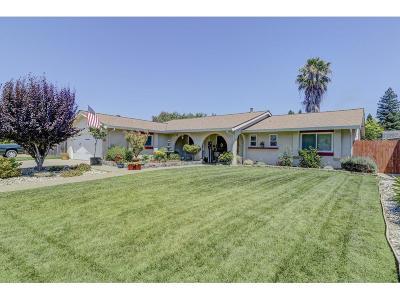 Yuba City Single Family Home For Sale: 1521 Coats Drive