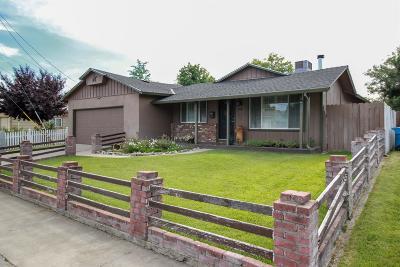 Marysville Single Family Home For Sale: 1734 Hall Street