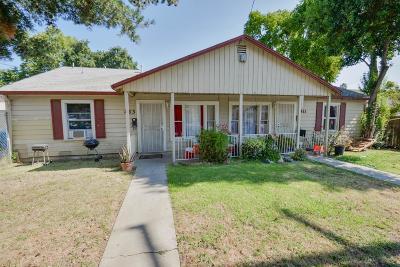 Yuba City Multi Family Home Pending Bring Backup: 811 Franklin Avenue