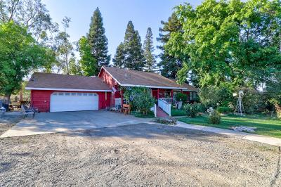 Marysville Single Family Home For Sale: 10562 Spring Valley Road