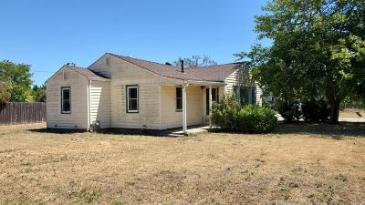 Yuba City CA Single Family Home For Sale: $220,000