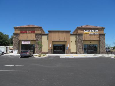 Yuba City Commercial For Sale: 356 North Walton Avenue