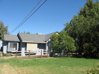 Yuba City CA Single Family Home For Sale: $215,000