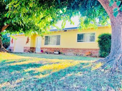 Yuba City CA Single Family Home For Sale: $249,900