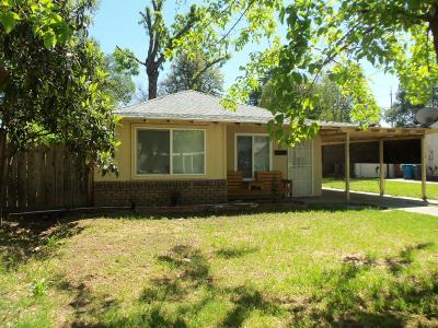 Marysville CA Single Family Home For Sale: $189,000