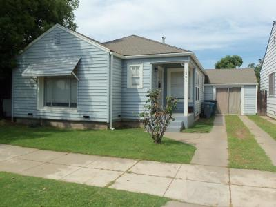 Marysville CA Single Family Home For Sale: $169,000