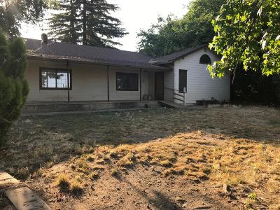 Marysville CA Single Family Home For Sale: $250,000