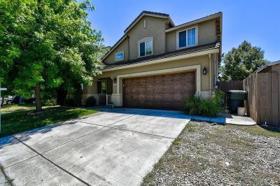 Yuba City Single Family Home Contingent: 2140 Deer Creek Drive