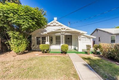 Yuba City Single Family Home For Sale: 808 Orange Street