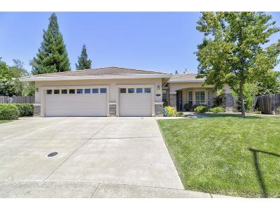 Yuba City Single Family Home For Sale: 1817 Rolling Rock Court