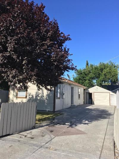 Marysville Single Family Home For Sale: 1215 J Street