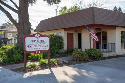 Yuba City Commercial For Sale: 620 Bridge Street