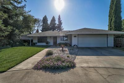 Yuba City Single Family Home Contingent: 1961 Elliott Drive