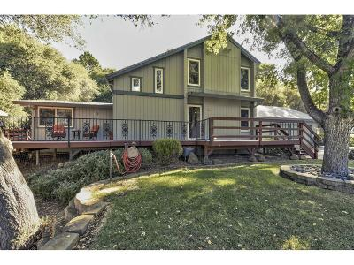 Placer County Single Family Home Pending Bring Backup: 2626 Happy Valley Lane