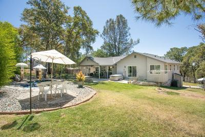 Yuba County Single Family Home Contingent: 7256 Frontier Trail