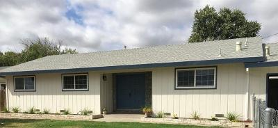 Yuba City Single Family Home Contingent: 1680 North Township Road