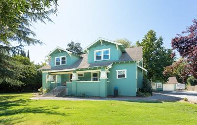 Butte County Single Family Home For Sale: 292 East Gridley Road