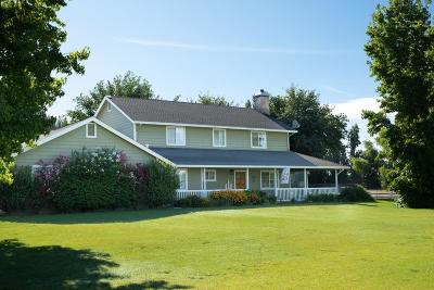 Sutter County Single Family Home For Sale: 3956 Sanders Road
