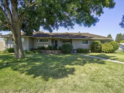 Yuba City Single Family Home For Sale: 1596 Upland Drive