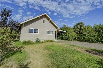 Butte County Single Family Home Pending Bring Backup: 1379 Losser Avenue #1383
