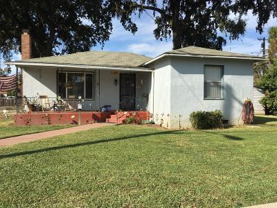 Butte County Single Family Home Pending Bring Backup: 1690 Spruce Street