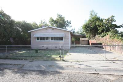 Marysville CA Single Family Home For Sale: $199,500