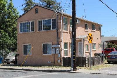 Sutter County Multi Family Home For Sale: 2596 Elm Street