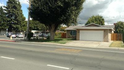 Yuba City Single Family Home For Sale: 1595 Gray Avenue