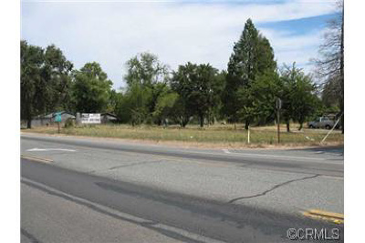 Los Molinos Residential Lots & Land For Sale: Hwy 99 E