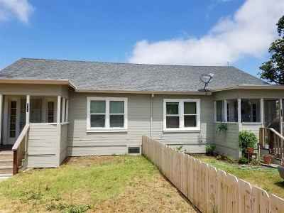 Willows Single Family Home For Sale: 523 E Wood Street