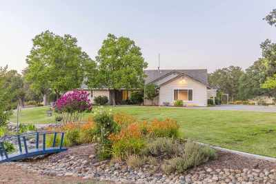 Cottonwood Single Family Home For Sale: 19360 Country View Drive