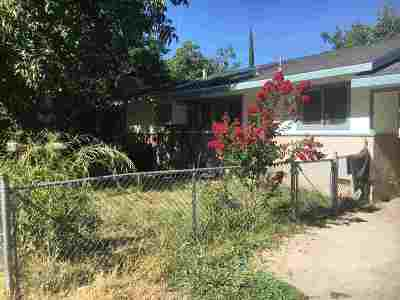 Los Molinos Single Family Home For Sale: 25183 Josephine Street
