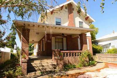 Red Bluff Single Family Home For Sale: 837 Jackson Street