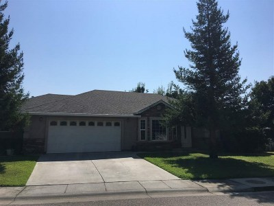 Red Bluff Single Family Home For Sale: 295 Shelley Way