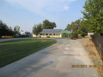 Red Bluff Single Family Home For Sale: 15 Krueger Court