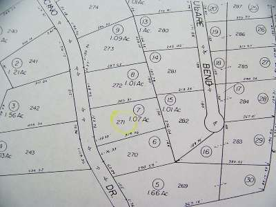 Corning Residential Lots & Land For Sale: 15960 N Mendocino Drive