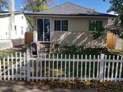Red Bluff Single Family Home For Sale: 448 Madison Street
