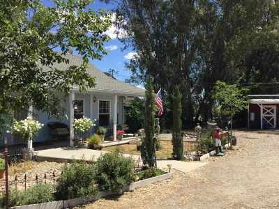 Corning Single Family Home For Sale: 22210 O Avenue