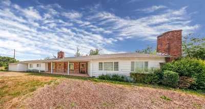 Red Bluff Single Family Home For Sale: 95 Chestnut Avenue