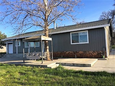 Cottonwood Single Family Home For Sale: 17255 Bo Da Rich Road