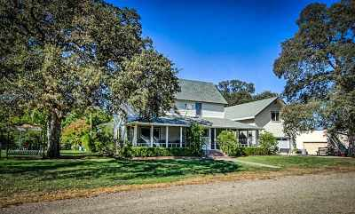 Red Bluff Single Family Home For Sale: 16100 Red Bank Road