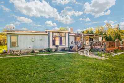 Cottonwood Manufactured Home For Sale: 18175 Hayes Way