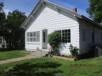 Corning Single Family Home For Sale: 1360 5th Street