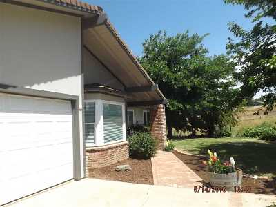 Red Bluff Single Family Home For Sale: 20860 Foley Road