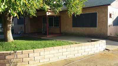 Red Bluff Multi Family Home For Sale: 11475 Hwy 99 W
