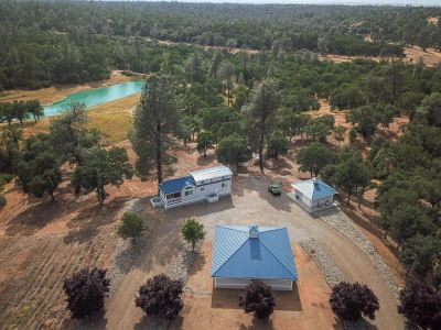 Cottonwood Manufactured Home For Sale: 16825 Benson Road