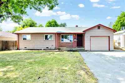 Corning Single Family Home For Sale: 1513 Tehama