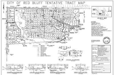 Red Bluff Residential Lots & Land For Sale: Derby Road